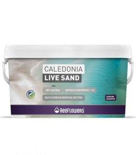 ReeFlowers Caledonia Live Sand